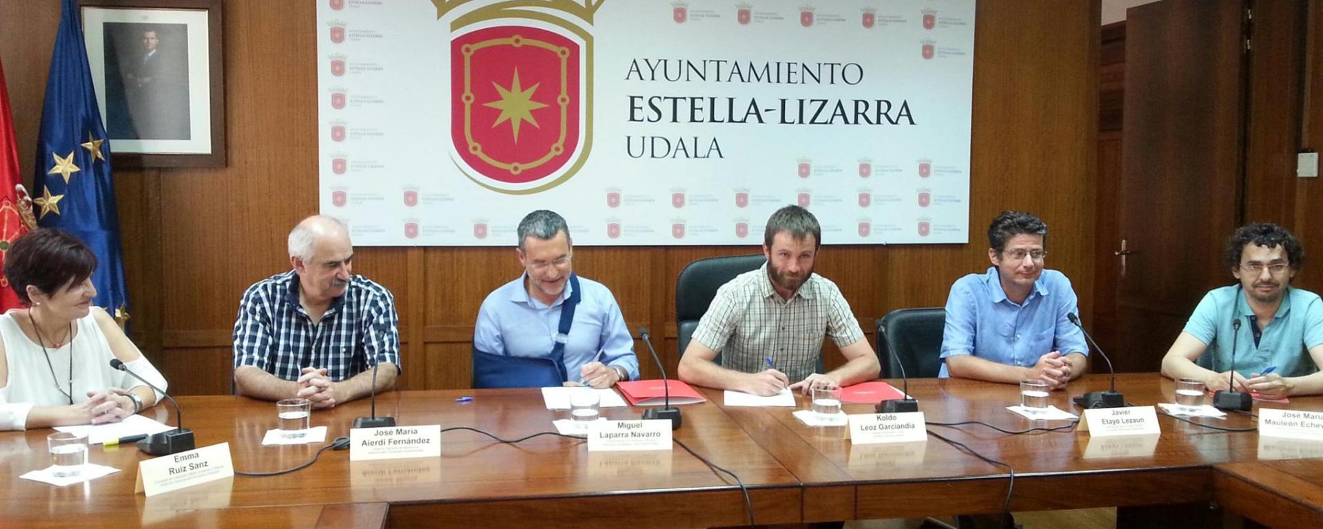 00f931f47 Estella se suma al programa de bolsa de alquiler del Gobierno navarro.