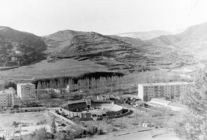 Zona Plaza de Toros 1972