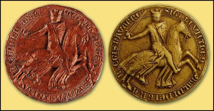 Figura 08 Sello de Teobaldo II