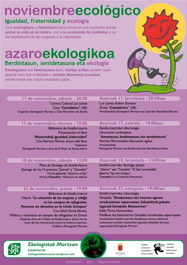 thumbnail_Azaro ekologiko-noviembre ecologico