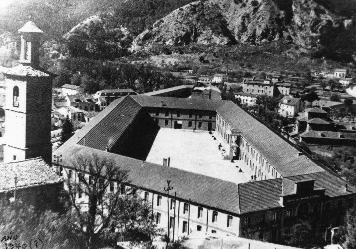 Cuartel Infantería a ¿1940