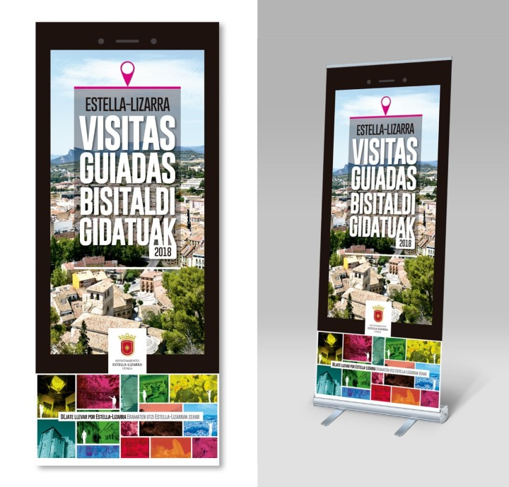thumbnail_ROLL UP VISITAS GUIADAS AYUTNAMEITNO DE ESTELLA LIZARRA 2018
