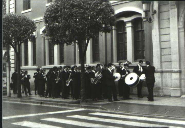 Banda. Mayo 1993