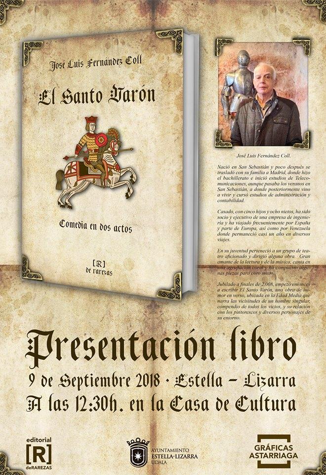 CARTEL SANTO VARON