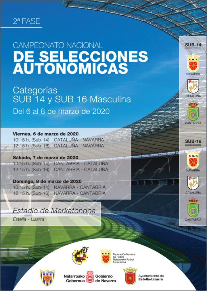 FNF Futbol Sub 14 y 16