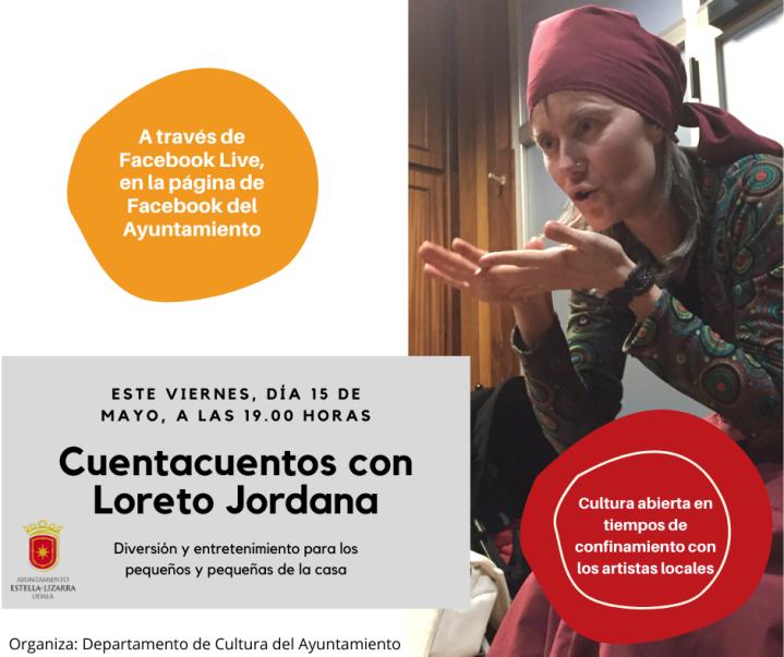cuenta cuentos loreto