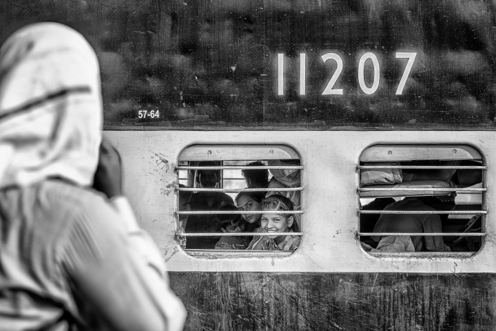 1º premio Historias de un tren